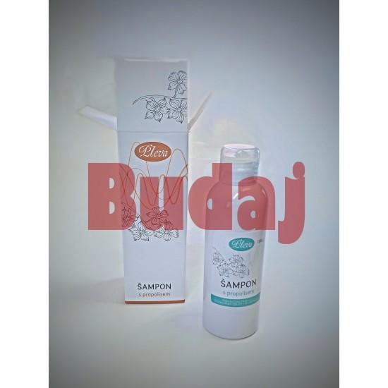 Šampón s propolisom