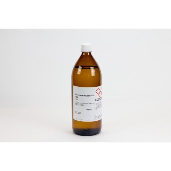 Kyselina mravčia čistá 85% (1L)